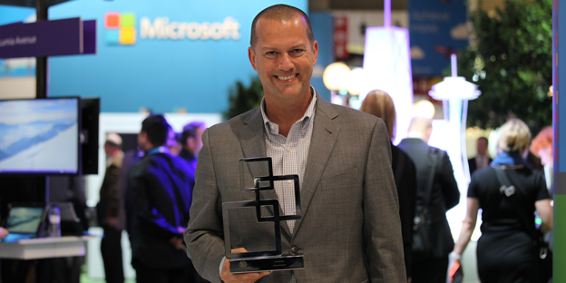 Surface GSMA Award