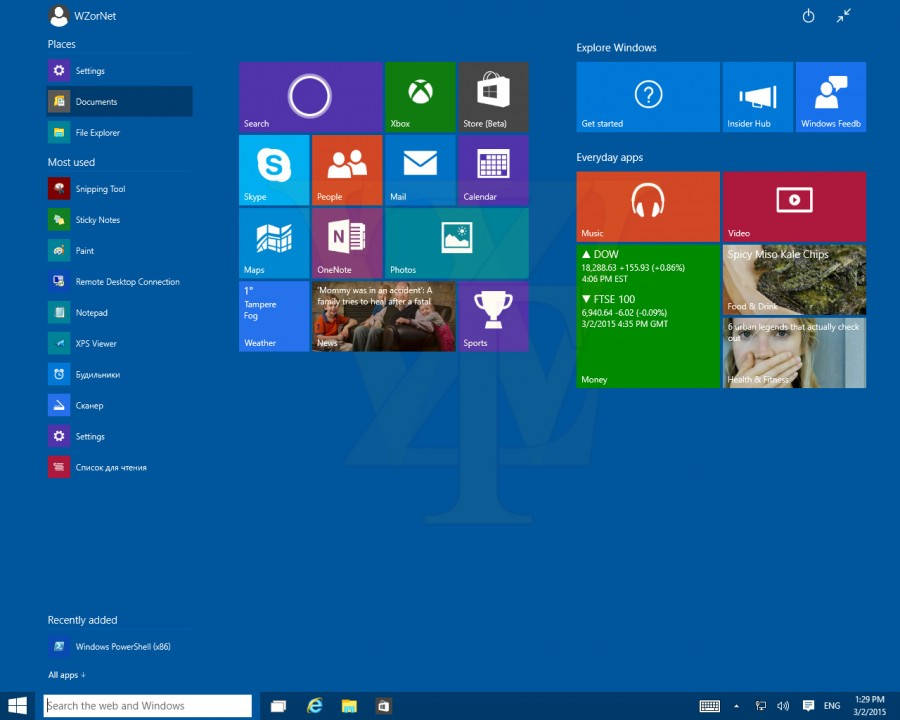 Windows 10 Build 10022 3