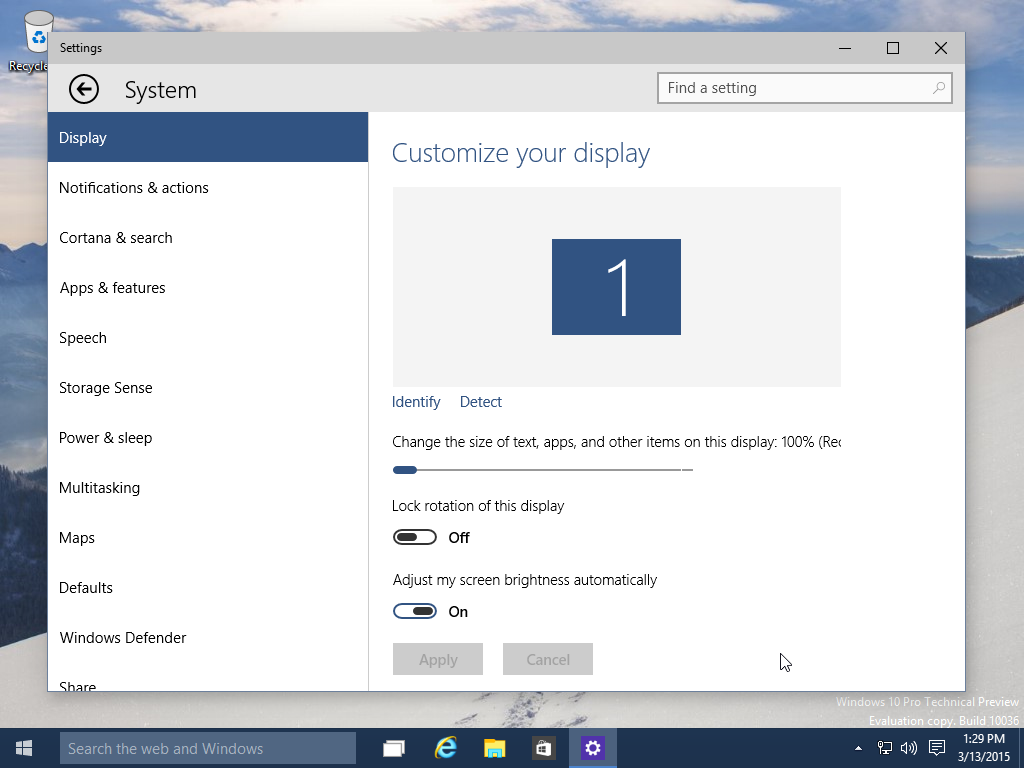 Windows 10 Build 10036 5