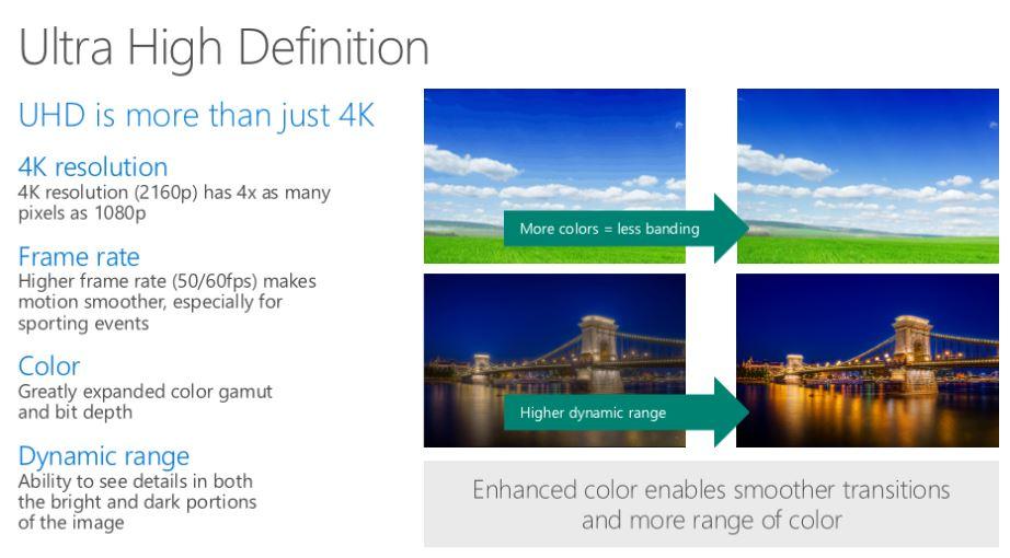 Windows 10 UHD 1