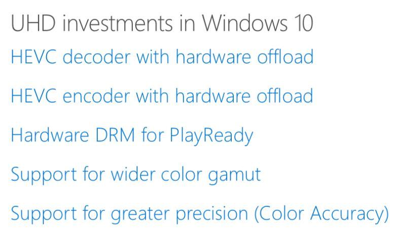Windows 10 UHD 2