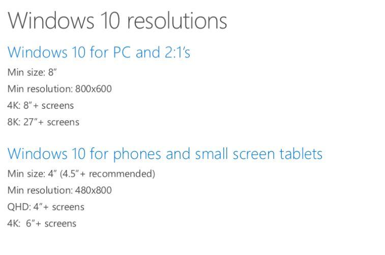 Windows 10 UHD 3