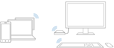 Wireless Docking Windows 10