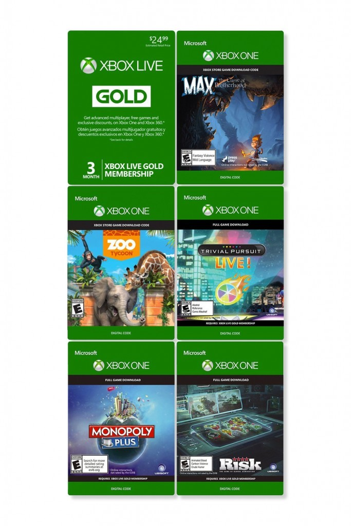 Xbox One Family Pack