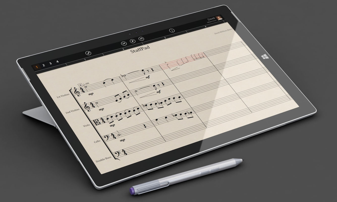 StaffPad App Update Coming Soon With UI Optimizations For
