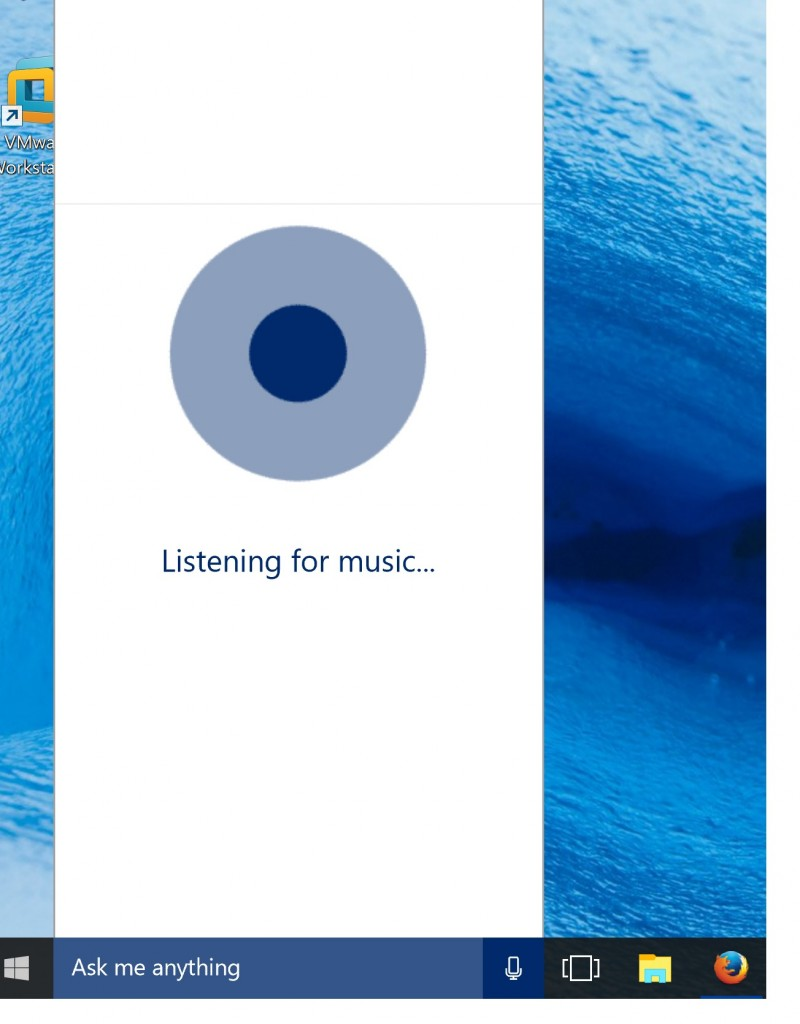 Cortana Song 1