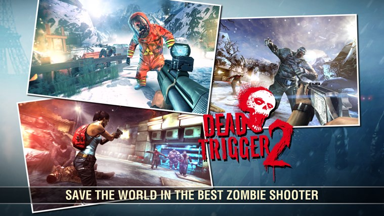 Dead Trigger 2 Game Now Available For Download From Windows Store For Arm Devices Mspoweruser