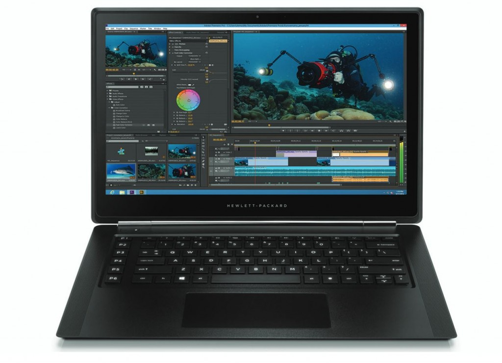 HP Omen Pro Mobile Workstation