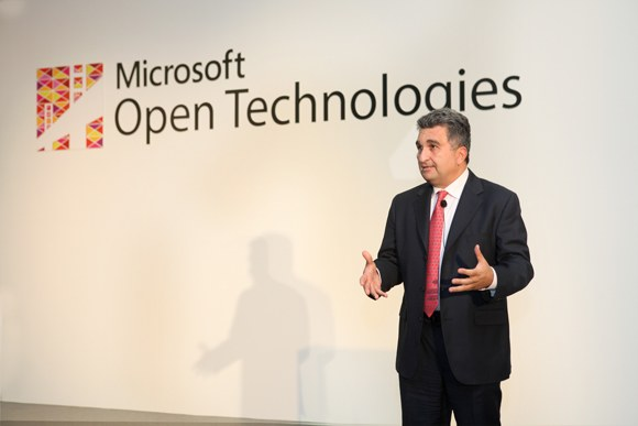 Microsoft Open Tech