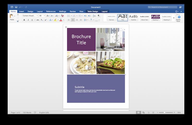 Office 2016 Mac Update