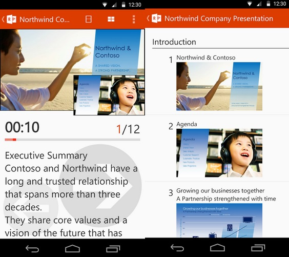 Office Remote App Android