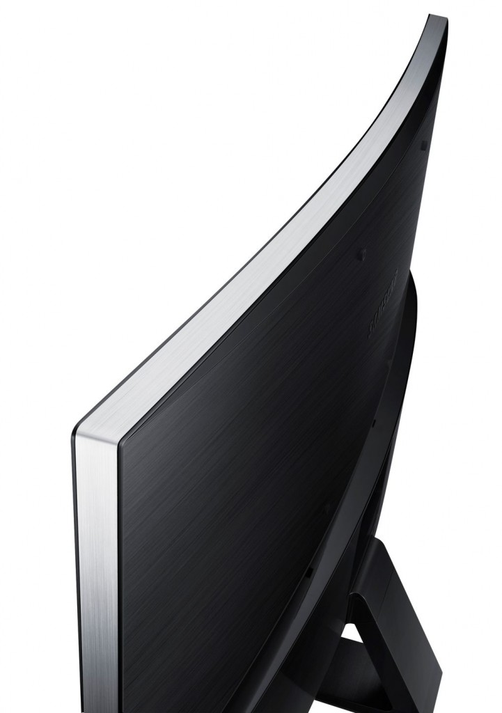 Samsung Curved Monitor 1