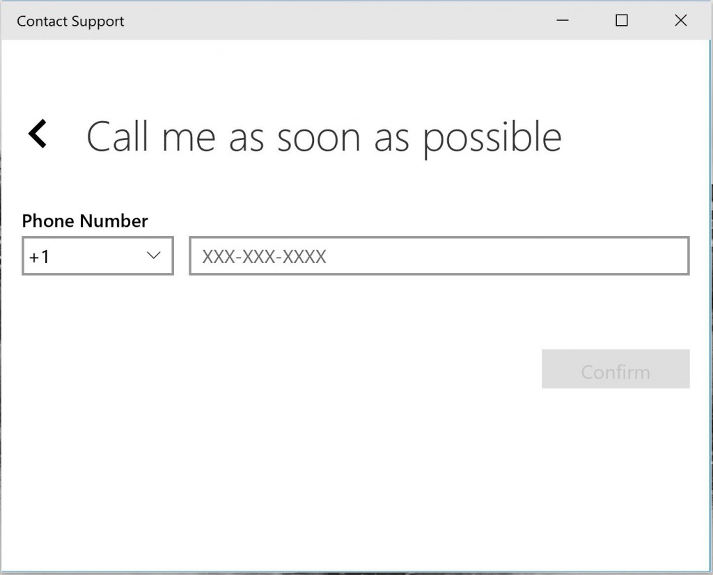 Windows 10 Contact Support 3