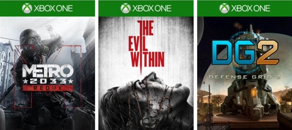 Xbox Live April deals
