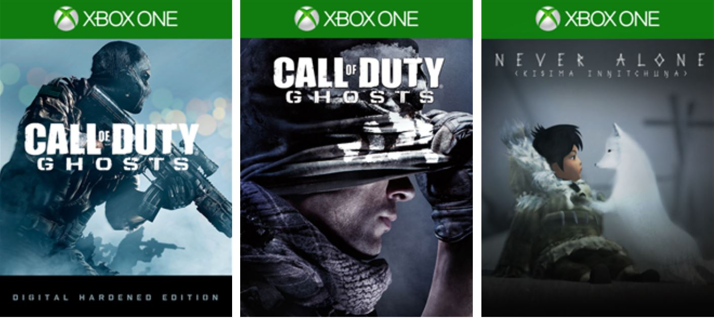 This Week S Deal With Gold In Xbox Store Call Of Duty Ghosts