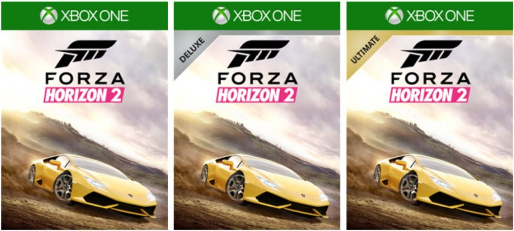 Xbox One Forza Horizon 2 Deal