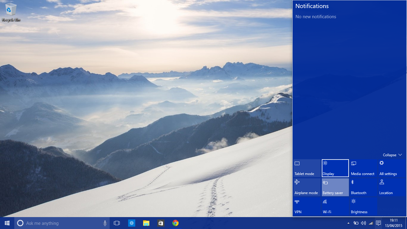 here u0026 39 s how to change windows 10 color scheme  build 10061