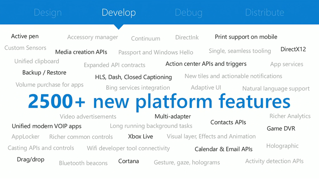platform-features