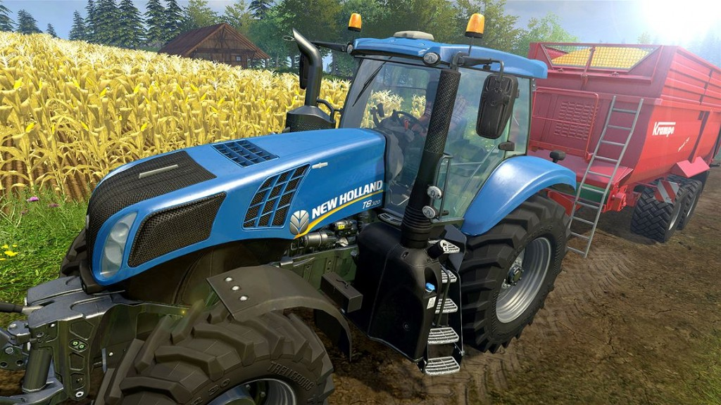Farming Simulator Xbox
