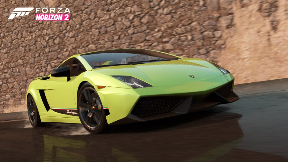 Forza Horizon 2 Pre-Order Pack