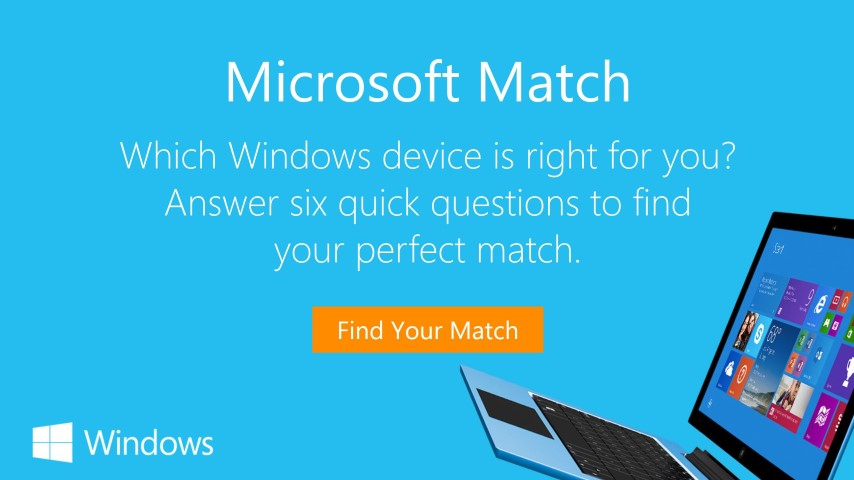 Microsoft Match (Small)