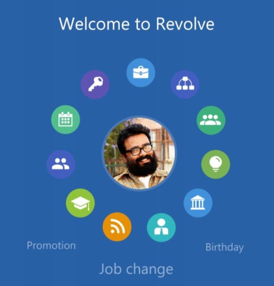Microsoft Revolve App