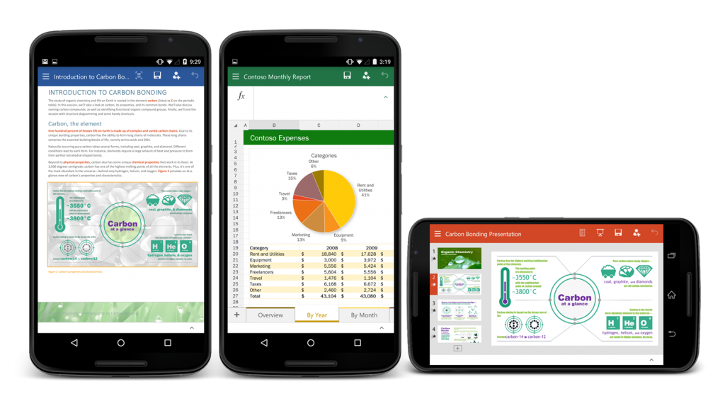 Office for Android Preview
