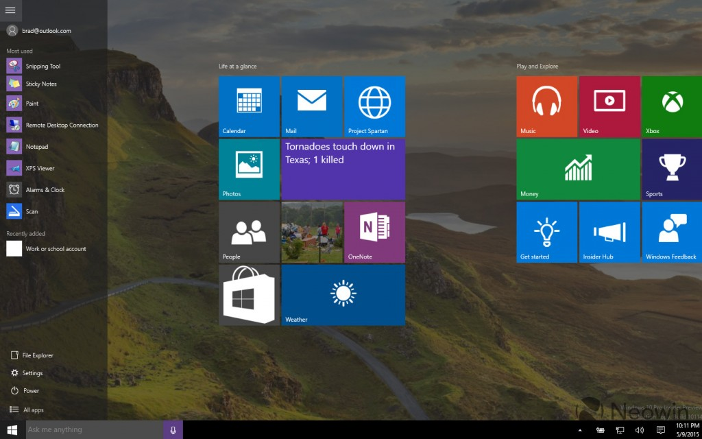 Windows 10 Build 10114 4