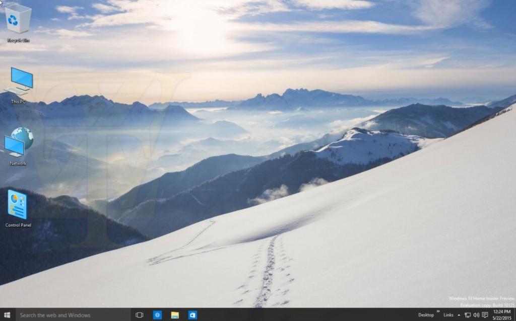 Windows 10 Build 10125 2