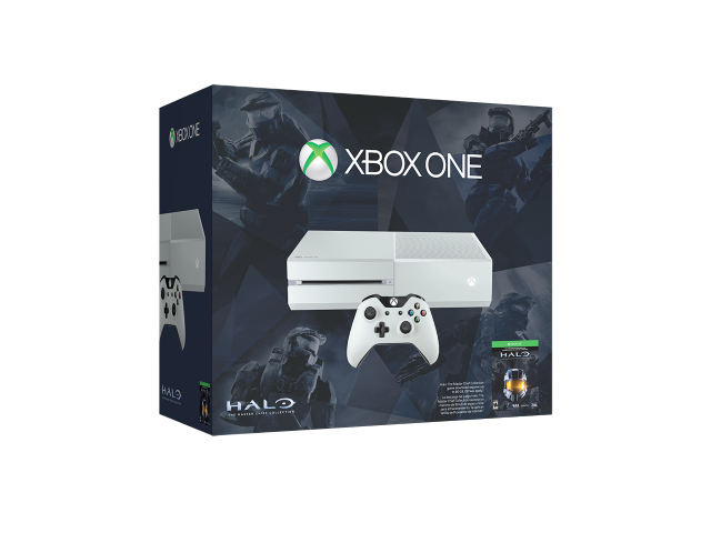 Xbox One Halo Bundle (Small)