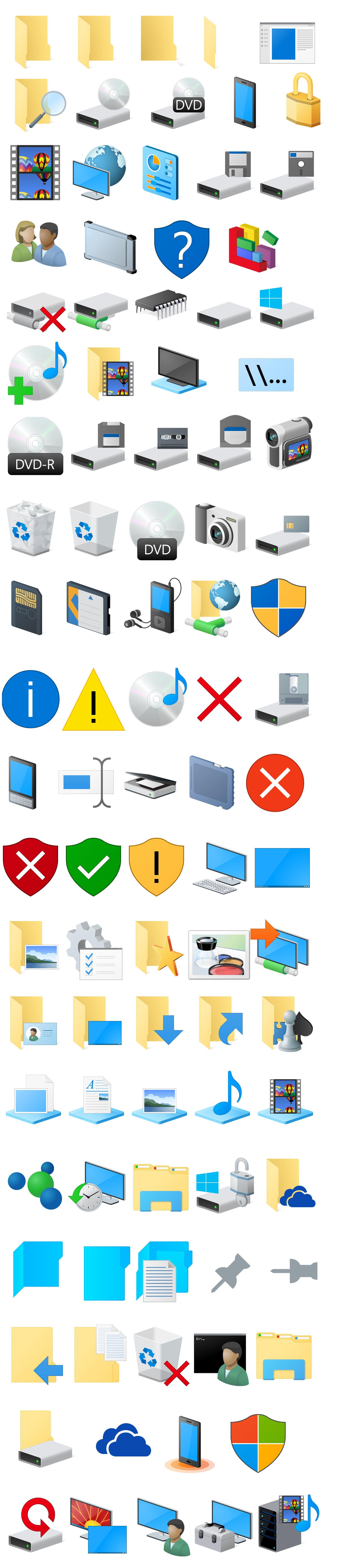 windows10icons