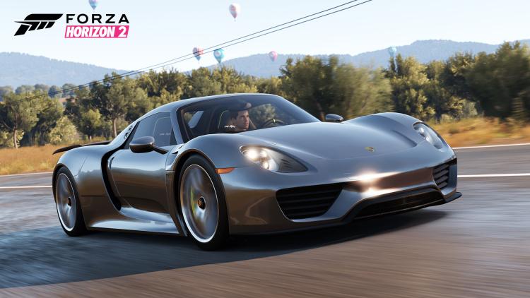 Forza Horizon 2 Porsche Expansion