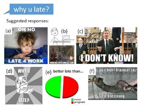 Microsoft Funny Chats