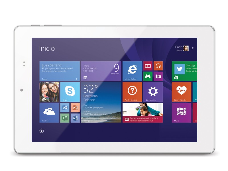Microsoft Real Madrid Tablet 2