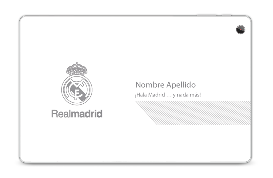 Microsoft Real Madrid Tablet 3