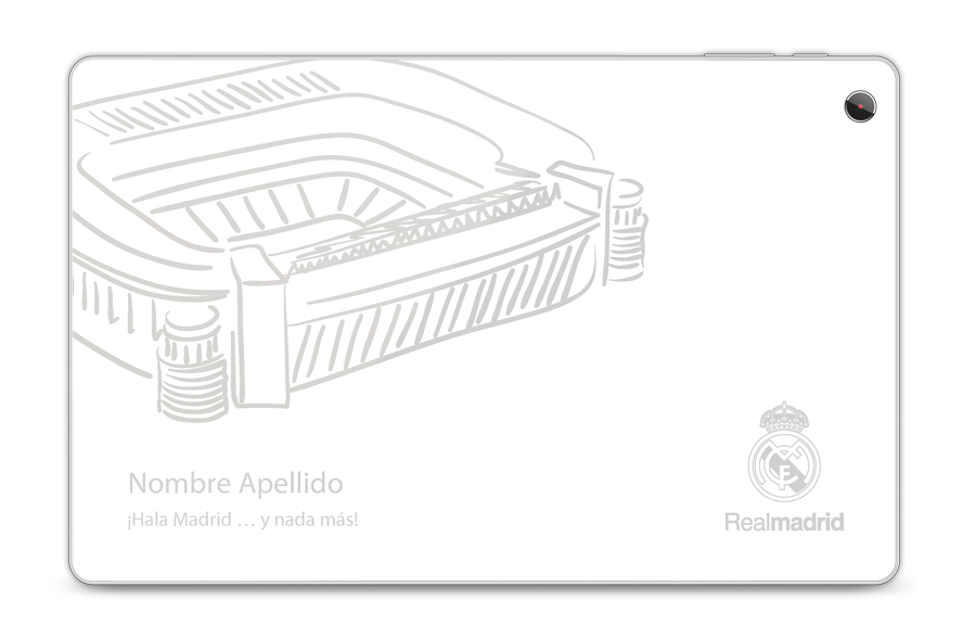 Microsoft Real Madrid Tablet 4