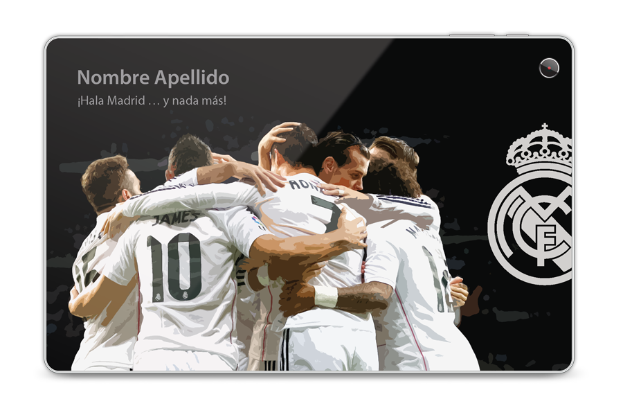 Microsoft Real Madrid Tablet 5