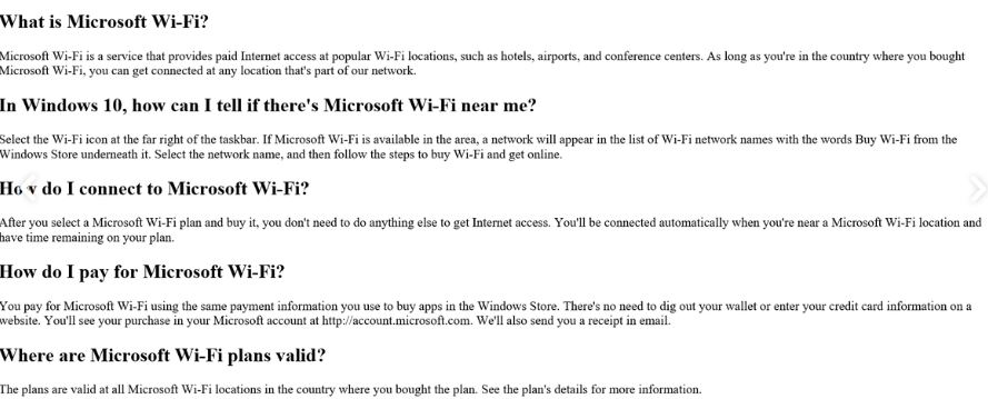 connecting to hotel wifi windows 10