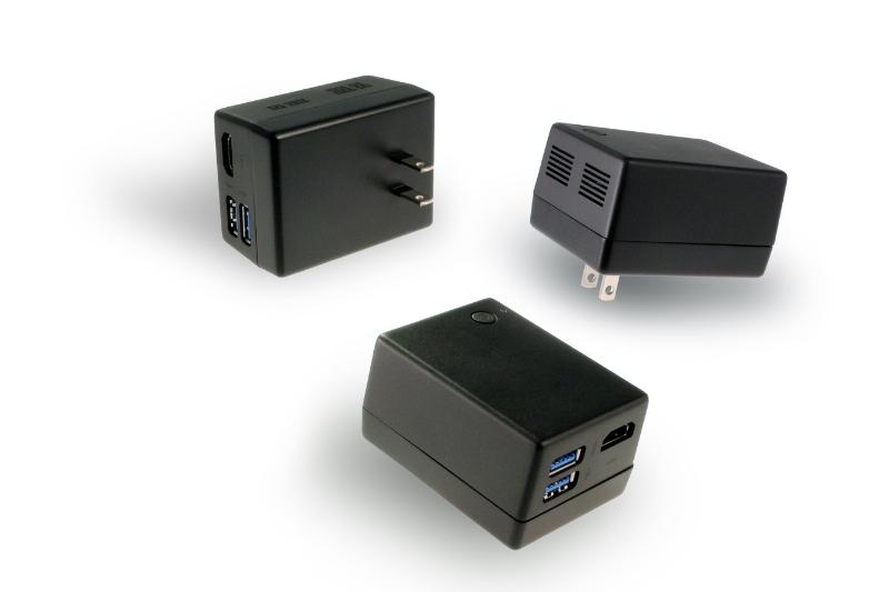 Quanta Compute plug (PRNewsFoto/Microsoft Corp.)