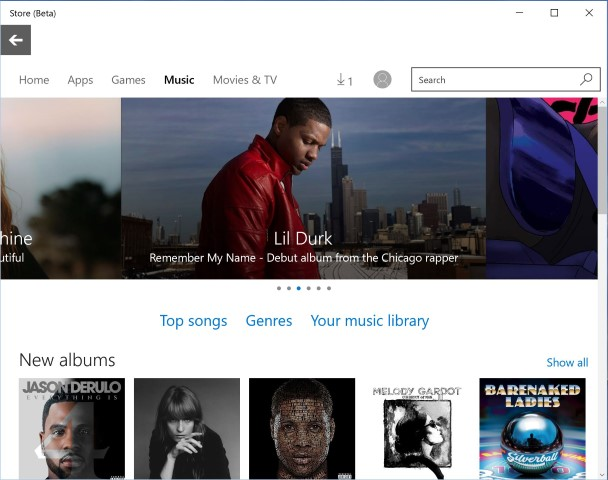 Windows Store Music (Small)