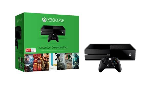 Xbox One Indie Devloper Packjpg