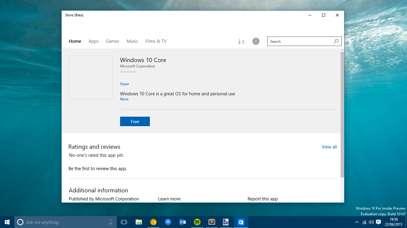 Microsoft could be saying good bye to product keys with windows 10 killing the product key for windows activation these apps could allow users to easily update or activate windows 10 from the store without even having ccuart Choice Image