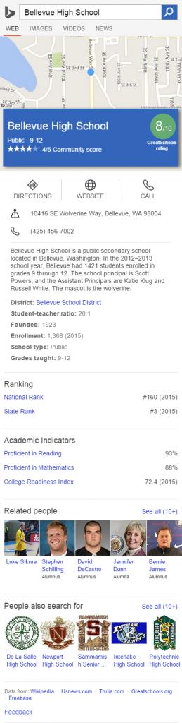 Bing School