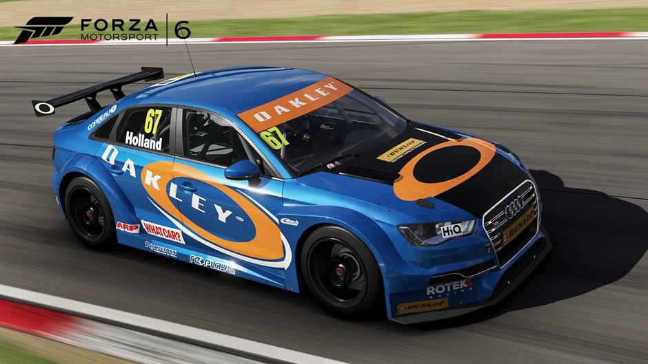 British Racing Forza 6