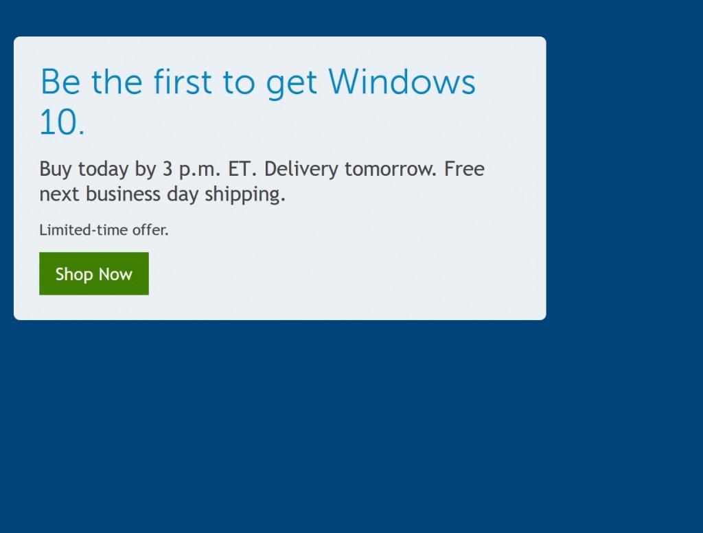 Dell Windows 10