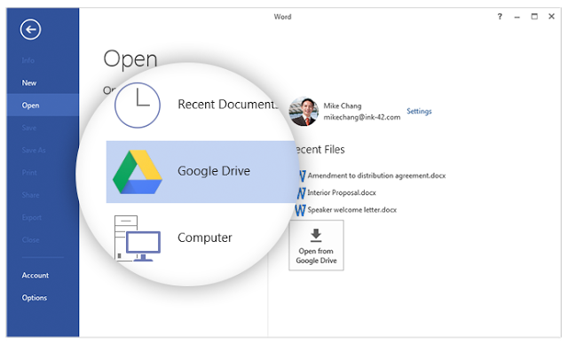 Google Drive Office