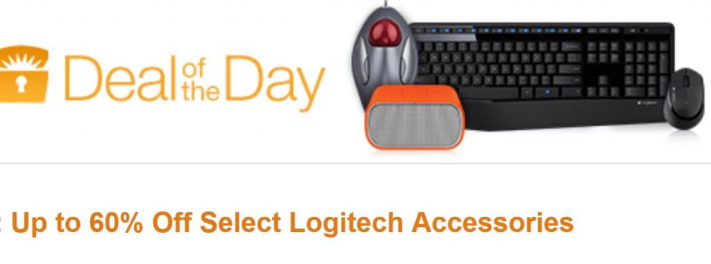 Logitech deals amazon