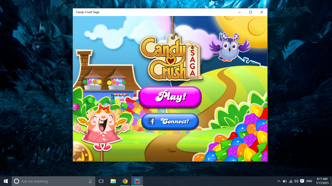 Candy Crush Saga Pc