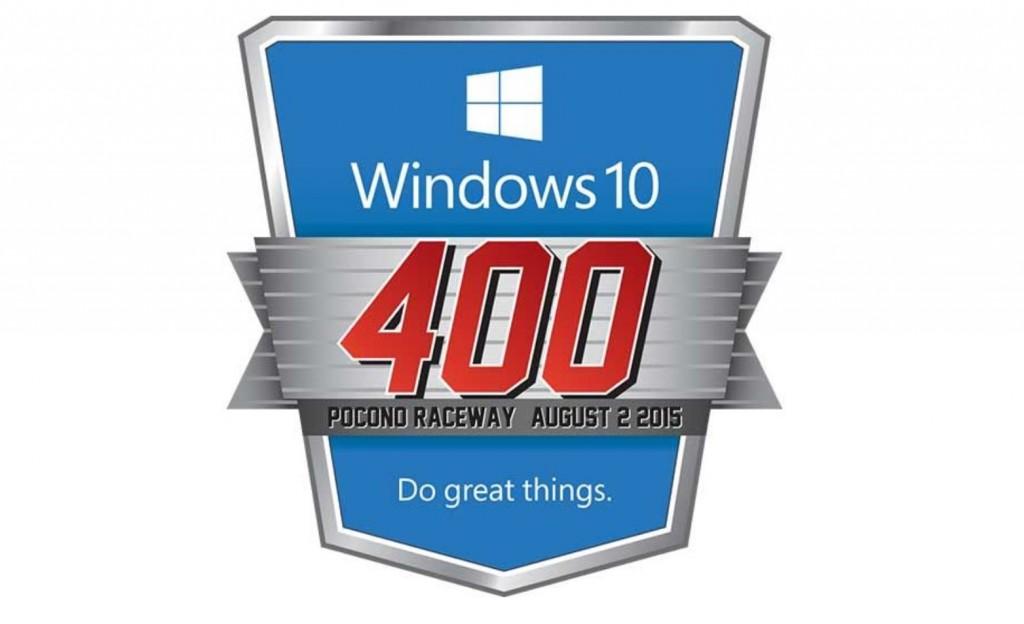 Window 10 NASCAR