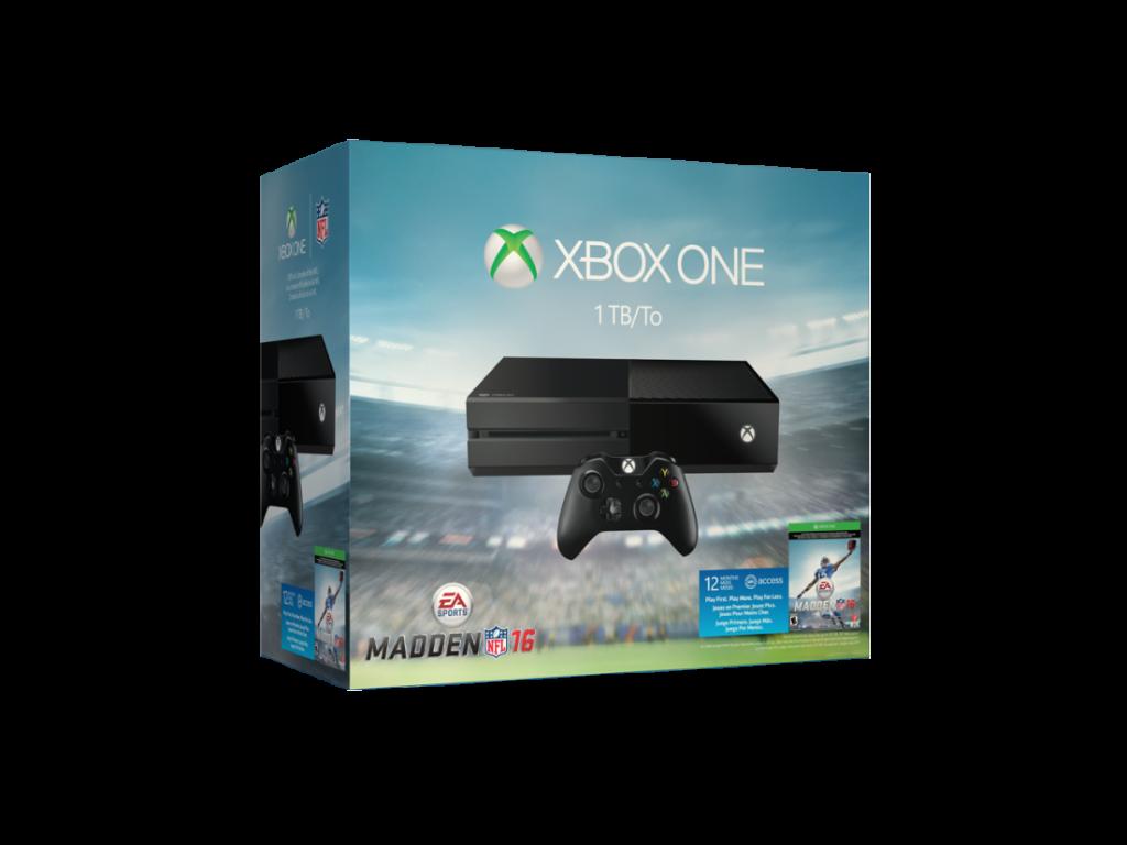 Xbox One Madden NFL